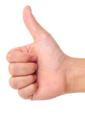 Thumbsup cropped