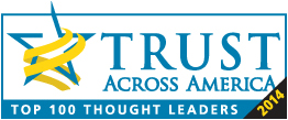 Thought Leader logo for 2014